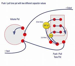 Bkp Wiring Diagram 1 Volume Pot