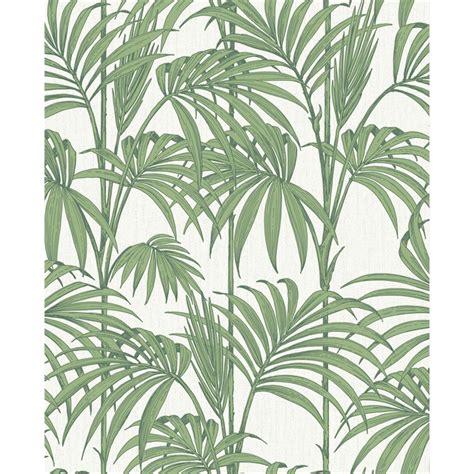 glitterati cm   honolulu palm wallpaper bunnings