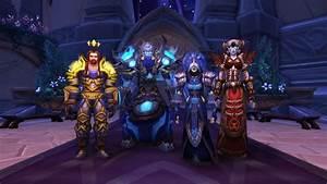 Black Temple Timewalking  Tier 6 Armor Transmogrification