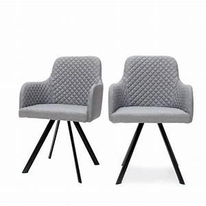 Chaise Tissu Design : chaise tissu design id es de d coration int rieure french decor ~ Teatrodelosmanantiales.com Idées de Décoration