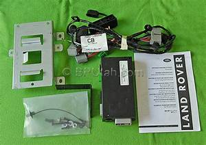Land Rover Lr2 Towing Trailer Wiring Harness Vplft0003