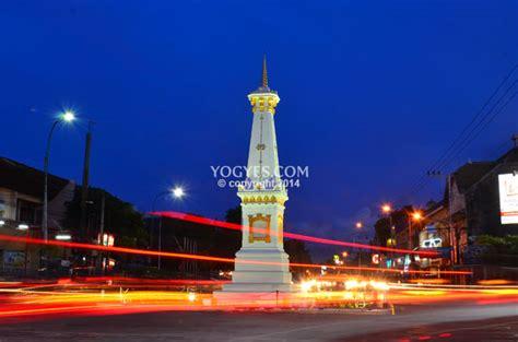 Jogja Tugu By 240419 tugu jogja landmark kota jogja yang paling terkenal