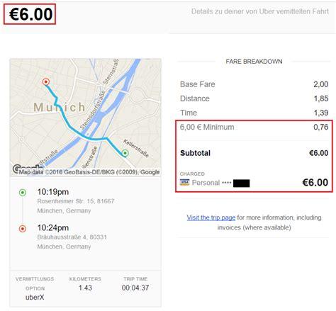 uberx travel with grant