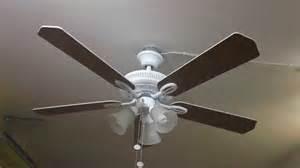 52 quot hton bay glendale ceiling fan youtube