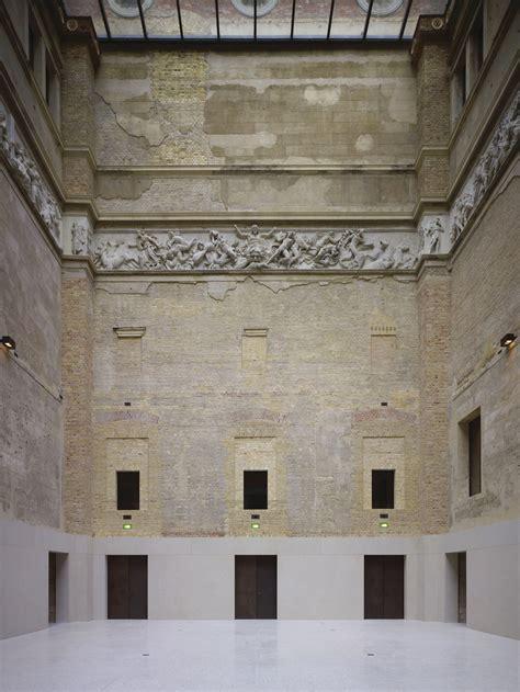 opening   neues museum  berlin architect magazine