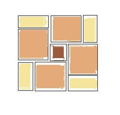 schema de pose de carrelage 4 formats