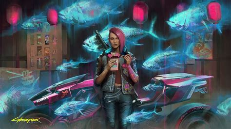 Here are the cyberpunk desktop backgrounds for page 2. Cyberpunk 2077 Cyborg Girl Art 4K HD Games Wallpapers | HD Wallpapers | ID #41106