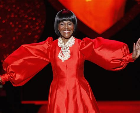 award winning actress cicely tyson   honored
