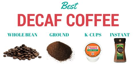 Best Decaf Coffee Beans, Ground, K-cups And Instant With Peet's Coffee Philippines Black Original Vs Tea Rival Sons With Lemon Uthando K Cups Review Reduces Weight