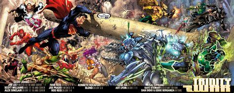 The Trinity War No Será Lo Que Prometió Dc Comics