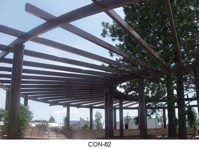 circle trellis  lattice roof concord