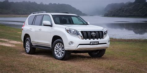 Toyota Photo by Toyota Prado Altitude Returns For 2017 Photos 1 Of 6