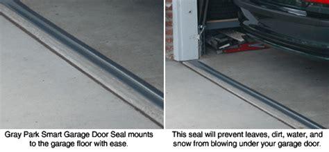 30992 garage door uneven great park smart tsunami seal garage door seal seal out the