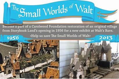 Restoration Disney Indiegogo Disneyland