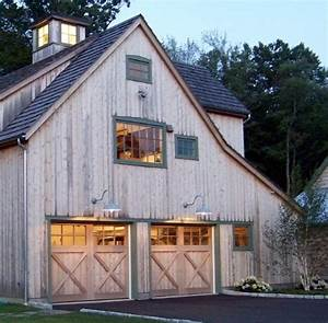 Porcelain gooseneck warehouse shades accent barn style for Barn looking garage