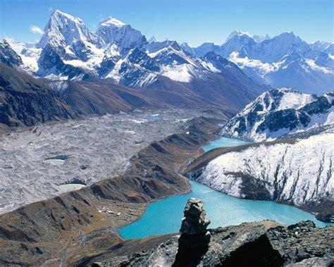 Gokyo Lakes National Park Nepal Wallpaper - Free HD