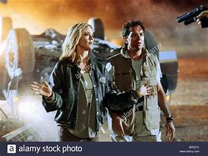 ALLY WALKER UNIVERSAL SOLDIER (1992 Stock Photo, Royalty ...