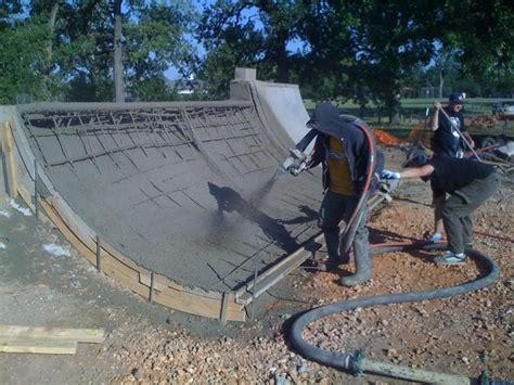 Patterson Park Cement Mini Ramp Project Building A Mini
