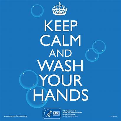 Covid Cdc Hands Calm Wash Keep During