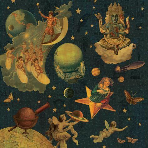 Smashing Pumpkins Album Artwork mellon collie and the infinite sadness artwork www