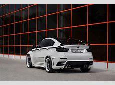 Pimped Out BMW X6 Luma Design CLR X650 M Unfinished