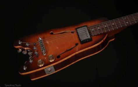 Strobel Travel Electric Guitars Travel Guitar Portable