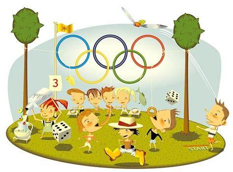 die verrueckte sommer olympiade geolino