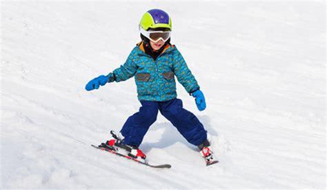 ab wann kann ein kind skifahren lernen netpapade