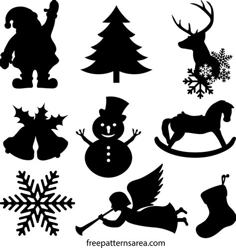 Free Christmas Ornament Svg Files For Cricut  – 104+ Best Quality File