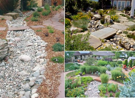 how to build a creek bed how to build a dry creek bed rc willey blog