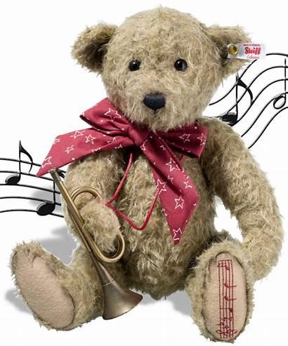 Teddy Bear Steiff Musical Christmas Bears Edition