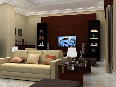 desain ruang tv minimalis sederhana  nyaman rumah impian
