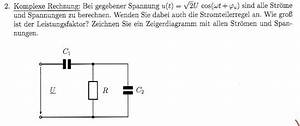 Komplexe Rechnung : komplexe rechnung eines kondensator netzwerks ~ Themetempest.com Abrechnung