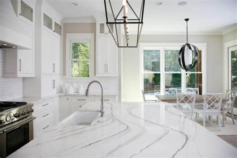 White Quartz Countertop - white quartz countertops will enhance the appeal of your