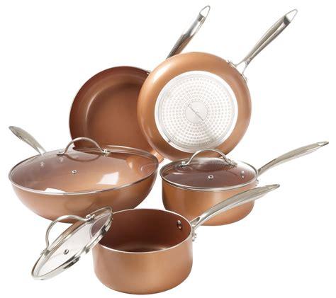 qvc cookware ceramic cuisine nonstick classic coating piece