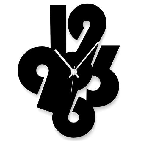Uhr Mit Zahlen by Wanduhr Mit Zahlen Wanduhr Jumbo Quarzuhr Aluminium