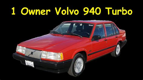 how can i learn about cars 1992 volvo 960 parking system 1992 volvo 940 se turbo car review video 740 760 960 series cars youtube