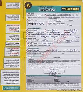 How to Send Money Thru Western Union Philippines ...