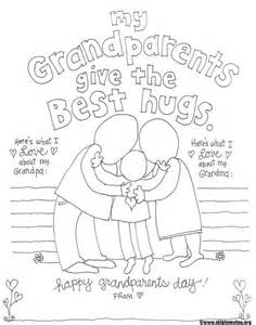 Printable Grandparents Day Crafts