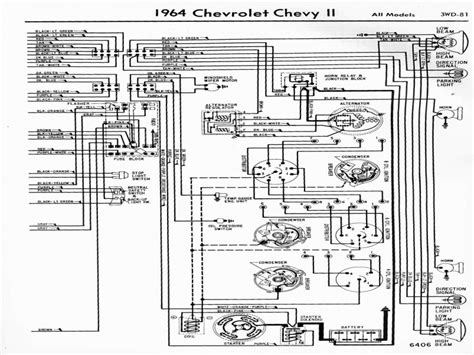 Wiring Diagram Chevy Truck Alternator Chevrolet