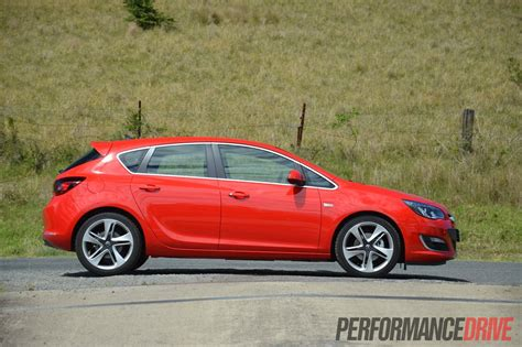 Opel Astra Sport by 2012 Opel Astra Sports Review Performancedrive