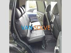 Land Rover Discovery commercial Deluxe Seat conversion
