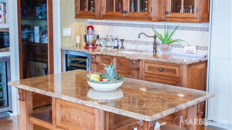 laminates for kitchen cabinets madura gold kitchen granite countertops with oak cabinets 6779