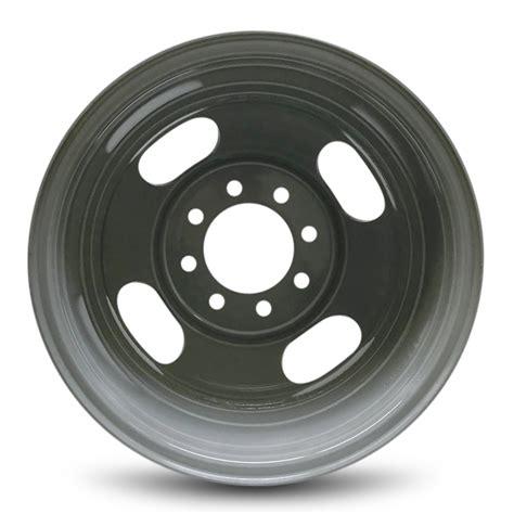 gmc savana  drw steel wheel road ready wheels