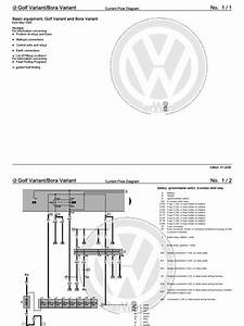 Volkswagen Golf 4 Electrical Wiring Diagrams Pdf