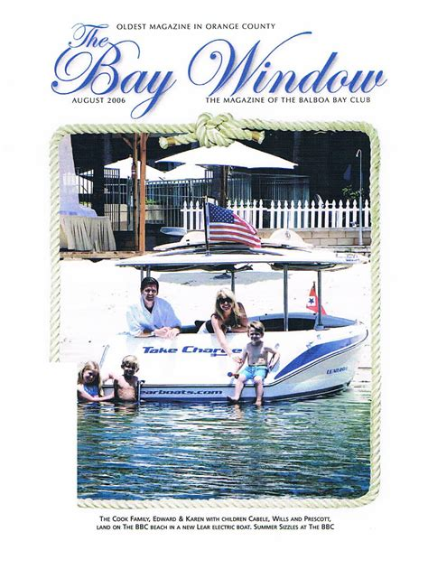 Baylor Boats by Electric Boating Story Manufacturing Lear Baylor Inc