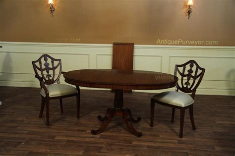44 Inch Dining Table by Small Dining Table With Leaves From 44 Inch To 80 Inch