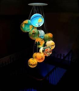 Globus Als Lampe : deckenlampe f r kinderzimmer tolle ideen ~ Markanthonyermac.com Haus und Dekorationen