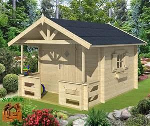 Cabane En Bois Pour Enfant : les cabanes en bois pour les enfants stmb construction ~ Dailycaller-alerts.com Idées de Décoration