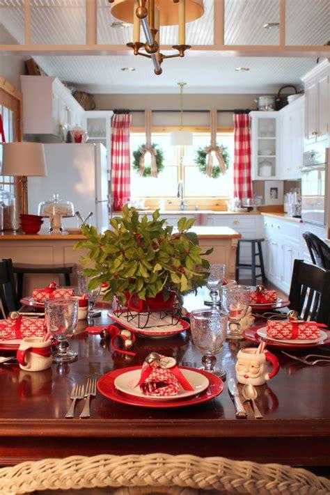 country kitchen santa las mejores ideas para decorar tu casa en navidad curso 6138